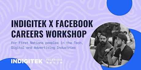 Indigitek x Facebook Careers Workshop: Part 2 tickets