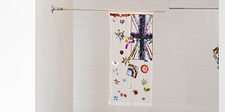Participatory Community Embroidery with artist Liam Benson tickets