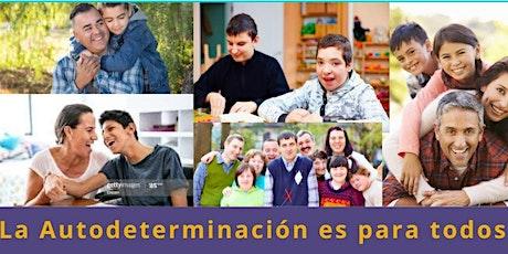 Conferencia via Zoom - 2 Días sobre Autodeterminación /Self-Determination entradas