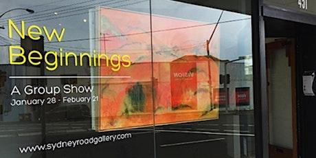 Sydney Road Gallery's 4th Birthday Exhibition Opening Night tickets