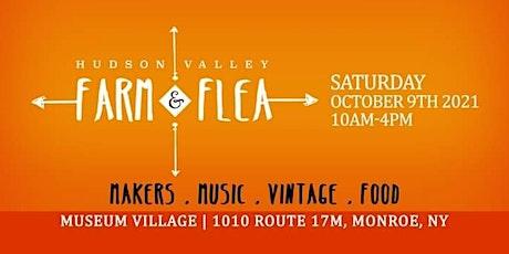 Hudson Valley Farm + Flea tickets