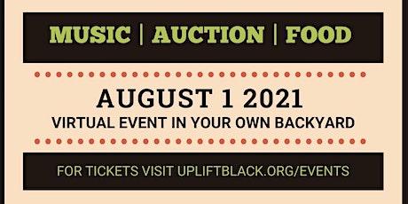 UPlift Black BBQ Virtual Fundraiser tickets