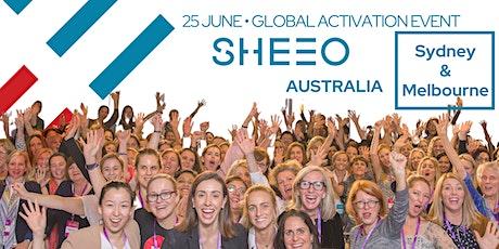 Global SheEO Activation Event - Sydney & Melbourne tickets