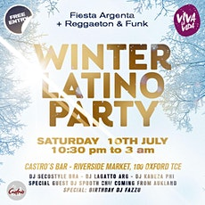 Winter Latino Party tickets