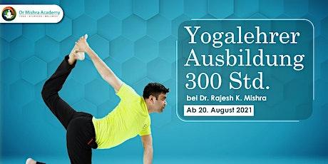 Yogalehrer Weiterbildung 300+ h Bremen Tickets