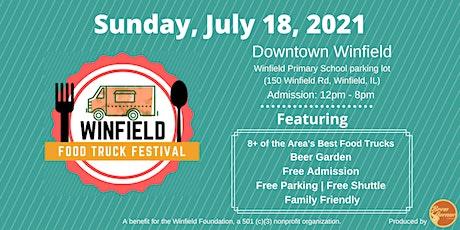 Winfield Food Truck Festival tickets