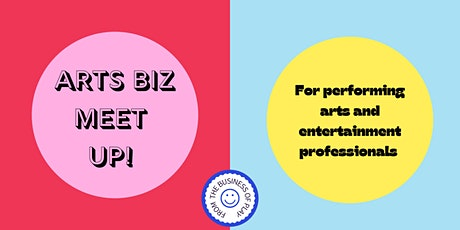 Arts and Entertainment Profs Meet up! tickets