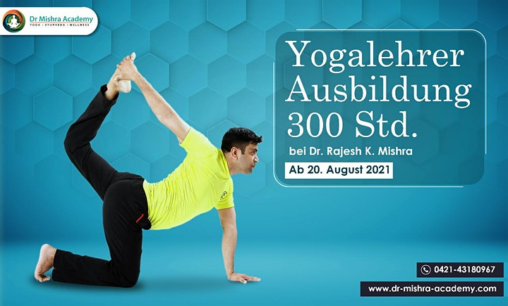 Yogalehrer Weiterbildung 300+ h Bremen: Bild