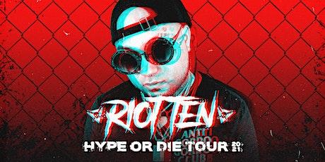 San Francisco // Riot Ten Hype Or Die Tour tickets