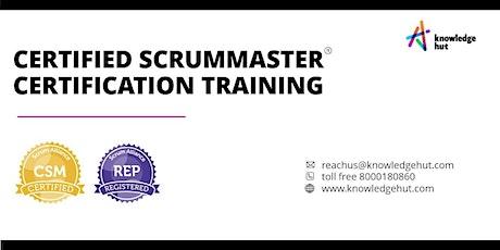 Certified ScrumMaster® (CSM®) Certification Training in Dubai biglietti