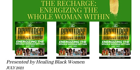 THE RECHARGE: Virtual Women's Conference tickets