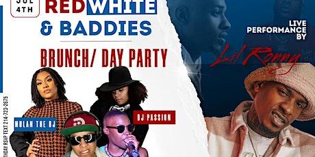 Red White & Baddies Brunch & Day Party tickets