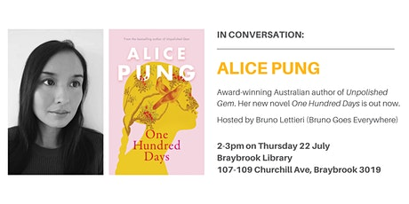 In Conversation with Alice Pung tickets
