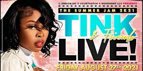 Tink SummerJam2k21 tickets