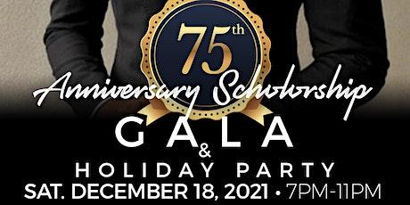 RAC 75th Anniversary Scholarship Gala & Holiday Party tickets