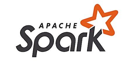 16 Hours Apache Spark for Beginners Training Course Copenhagen tickets