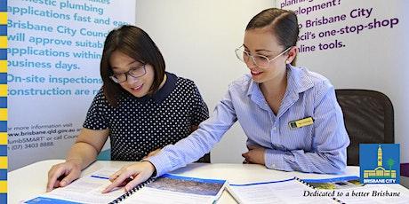 Talk to a Planner - Brisbane Business Hub (CBD) - 18 August 2021 tickets