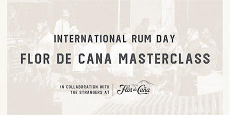 International Rum Day with Flor de Caña tickets