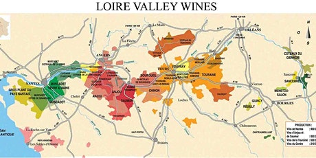 A night in Loire Valley – 3  Course Wine Dinner tickets
