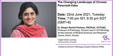 The Changing Landscape of Chronic Pancreati-tides tickets