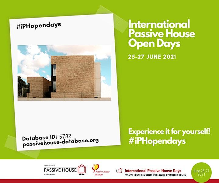 Imagen de Passivhaus Open Days
