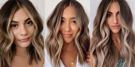 'Creating More with Less' Dimensional Balayage Workshop tickets
