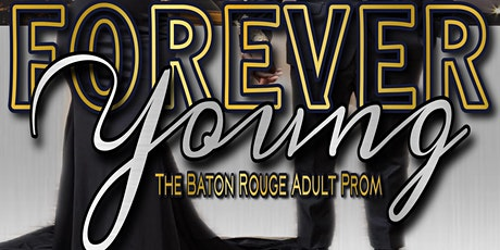 BRS: Forever Young: Adult Prom tickets