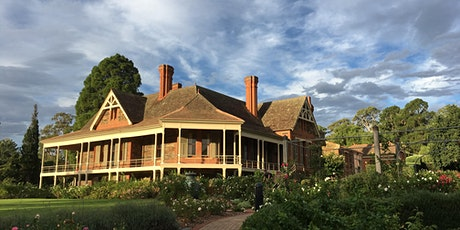 Free Guided Tour of Urrbrae House – July-September 2021 tickets
