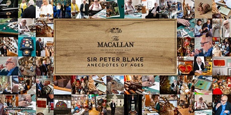 Sir Peter Blake: The Macallan Anecdotes of Ages Collection Gallery tickets