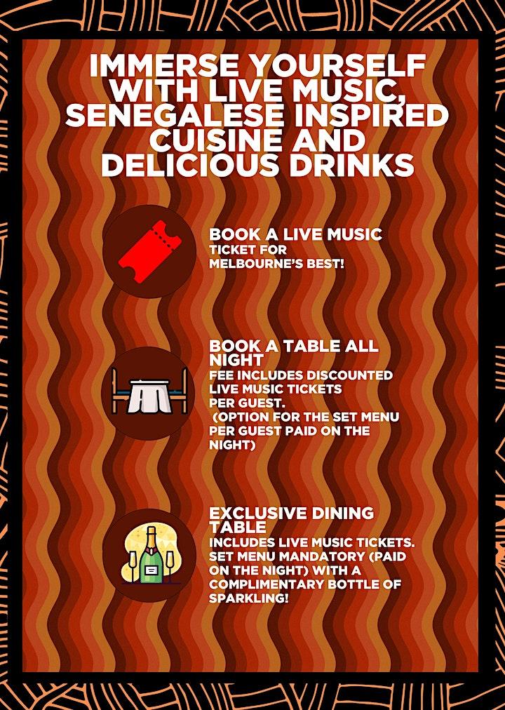 Rebetissa  -  Dining Experience  + Live Music image