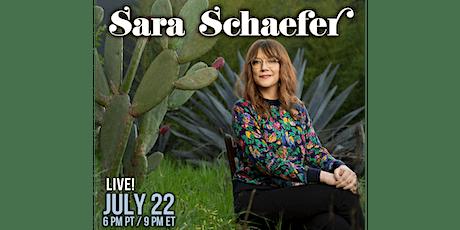 Sara Schaefer: Live Stand-up Comedy tickets