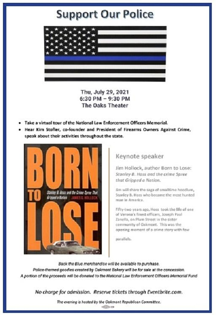 Support Our Police Celebration image
