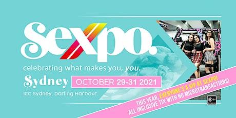 SEXPO Australia - Sydney 2021 tickets