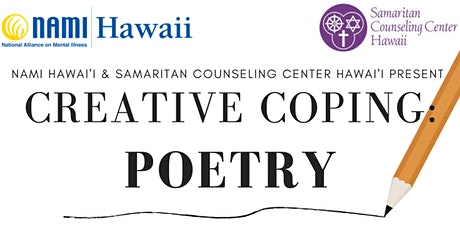 Creative Coping: Writing Poetry tickets