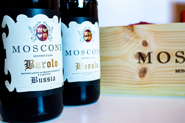 The King and The Queen of Italian Wine Barolo & Barbaresco image