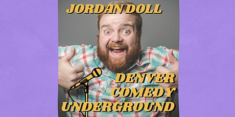 Denver Comedy Underground Stand-Up: Jordan Doll tickets