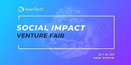 Social Impact Venture Fair Tickets