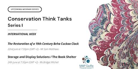Conservation Think Tanks: International Week tickets