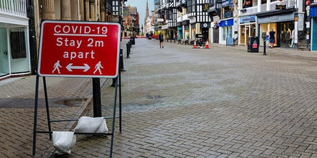 The Disrupted High Street with Professor Ian Cook and Dr Paula Crutchlow tickets