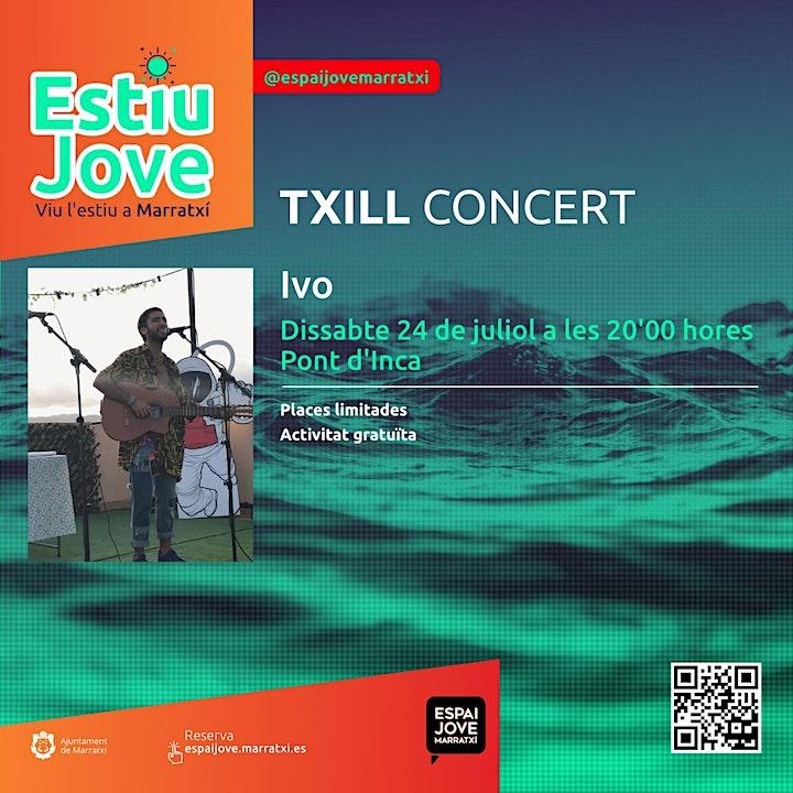 Imagen de Txill Concert - Ivo