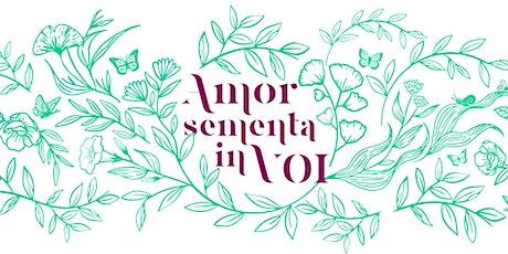 Amor sementa in voi | Dante 2021 biglietti