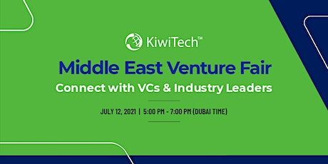 Middle East Venture Fair tickets