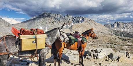 Backcountry Equestrian Camping Workshop and Horse Camp Experience tickets