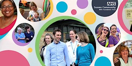 Community Nursing Recruitment Webinar for Registered Nurses tickets