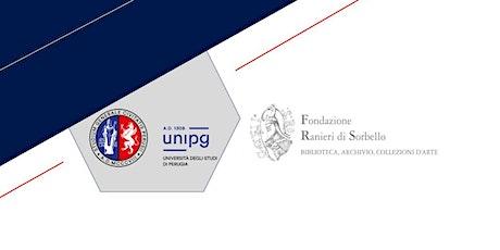 Career Virtual Events 2021 -Incontro con la Fondazione Ranieri di Sorbello biglietti