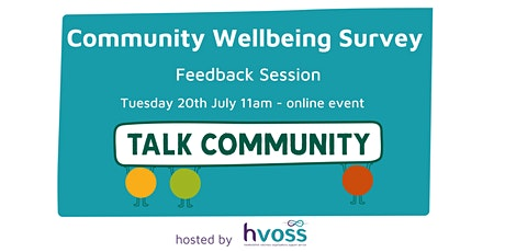 Herefordshire Community Wellbeing Survey feedback event tickets
