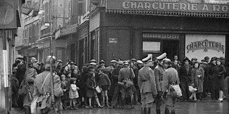 """Article vivant: """"Marseille 1943,  autopsie d'un crime contre l'humanité """" billets"""