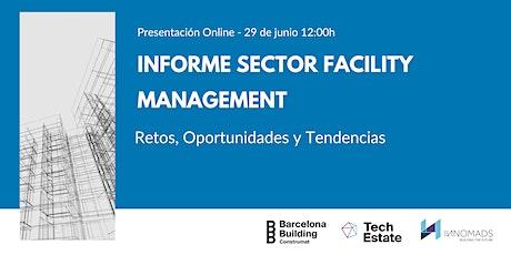 Presentación: Informe Sector Facility Management entradas