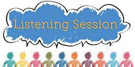 Anshika's Listening Session (Global Youth Engagement Program) tickets