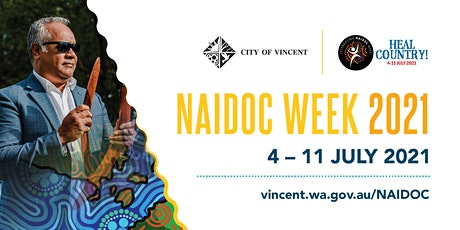 NAIDOC WEEK - HEAL COUNTRY TALK WITH BARRY MCGUIRE tickets